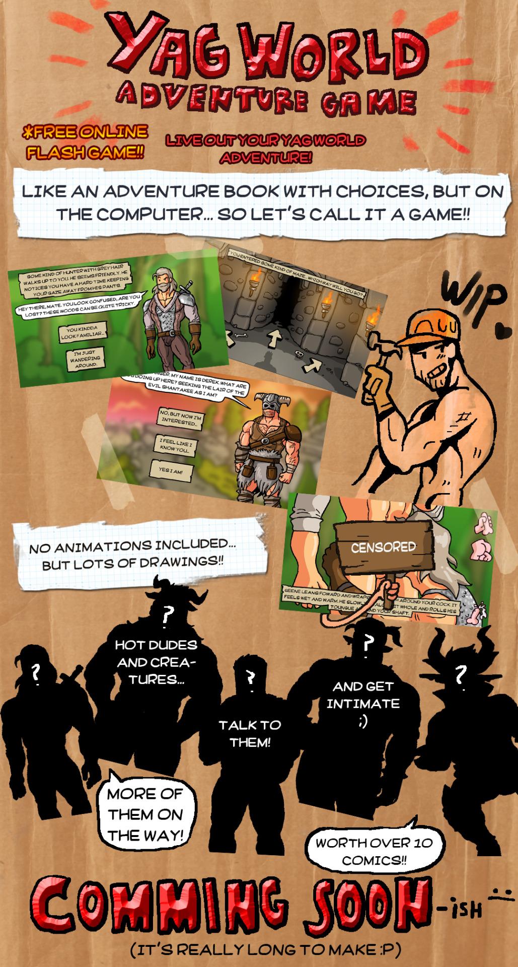 yag world adventure game