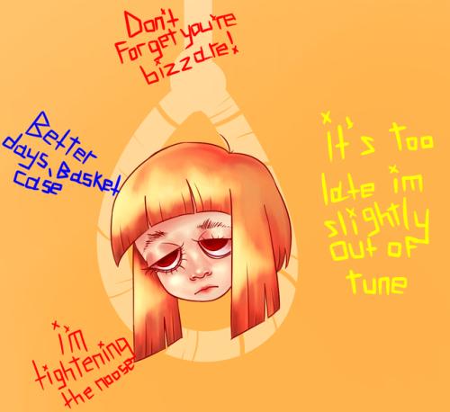 doll doll aesthetic eye strain noose menhera yamikawaii euringer artists on tumblr guro oc ocs cute creepy cute text