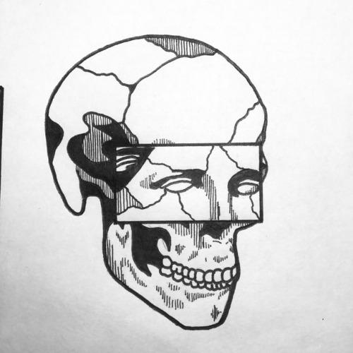 tattoo calavera | Tumblr