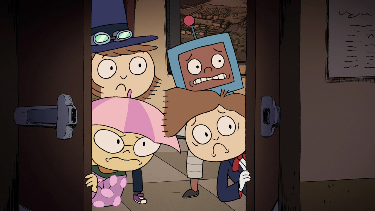 The first half Costume Quest Season One is on Amazon Prime Video.See it here