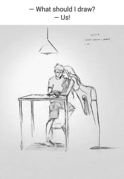 Couple Drawing Tumblr
