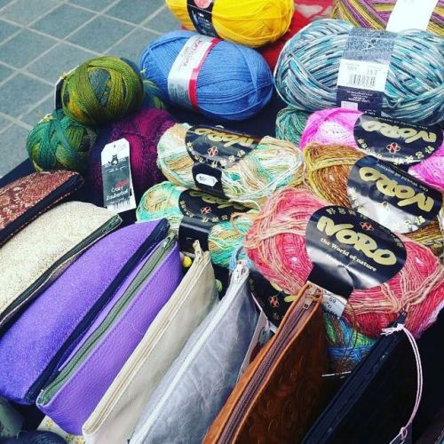 leather case fibres wools market notions yarnarama fabric handmade pouch crochet yarns greenwich knitting
