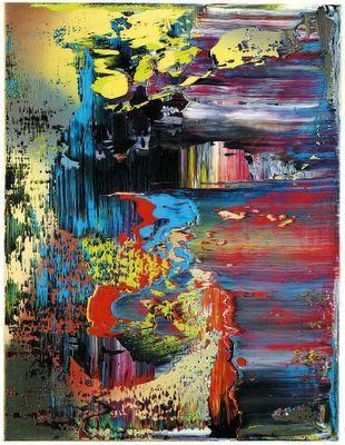 gerhard-richter-art:  Abstract Picture, Gerhard Richter #gerhardrichter#abstractexpressionism#richter