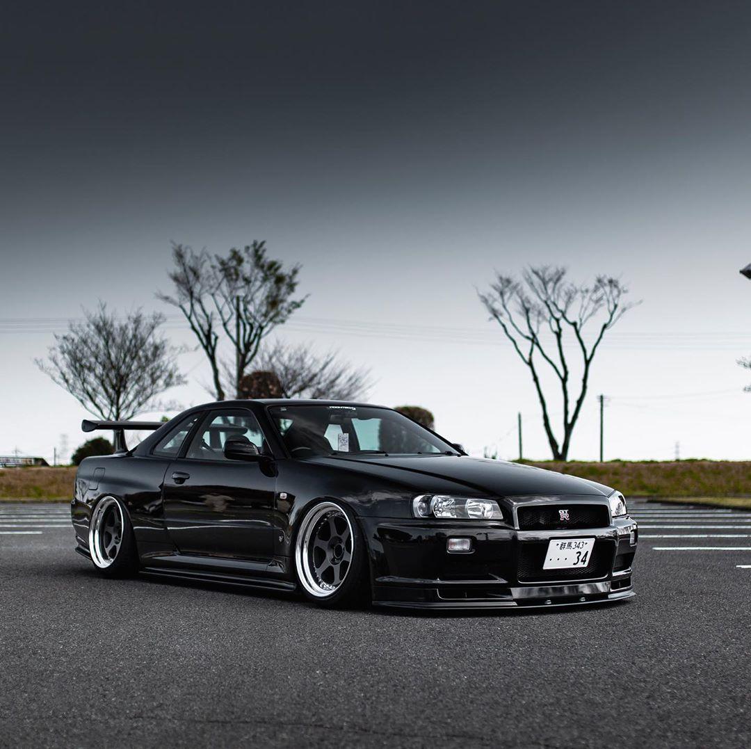 Nissan Skyline GT-R (R34) #nissan#datsun#infiniti#skyline#r32#r33#r34#r35#gtr#g35#g37#q50#q60#silvia#s13#s14#s15#180sx#200sx#240sx#240z#300zx#350z#370z#nismo#jdm#japan#tokyo#stanced#stance