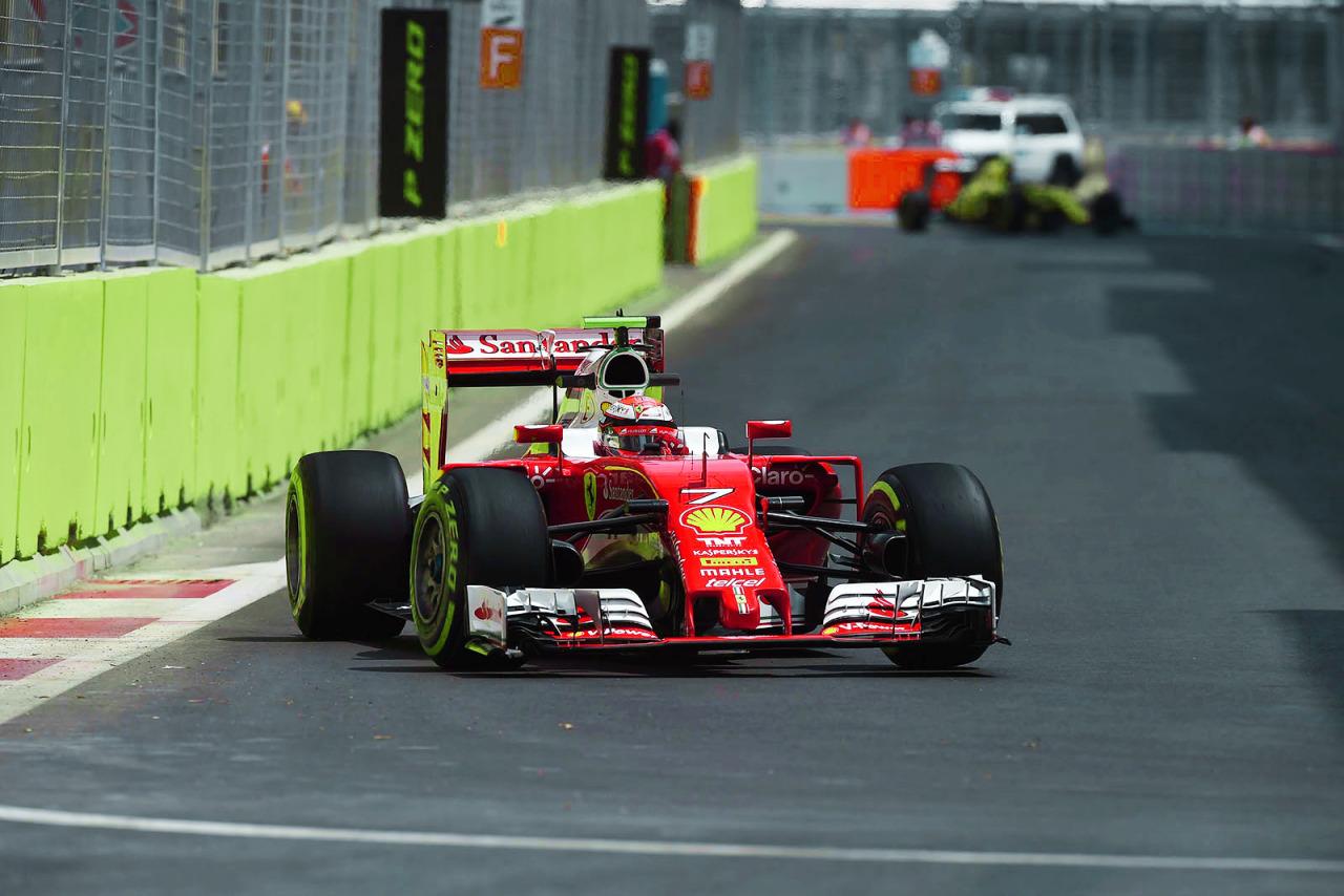 Arrivabene: Ha jó az autó, Räikkönen nem játszik alárendelt szerepet