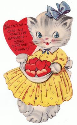 #love#lovecore#heart#hearts#heartcore#valentine#valentines day#Aesthetic#pastel#cute#cat#kitten#kitty#animals#pets#vintage#vintage valentine