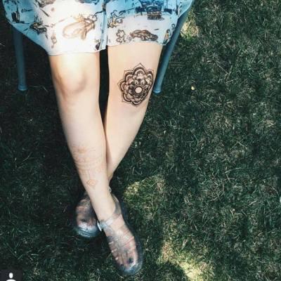 Tatuajes Con Henna Tumblr