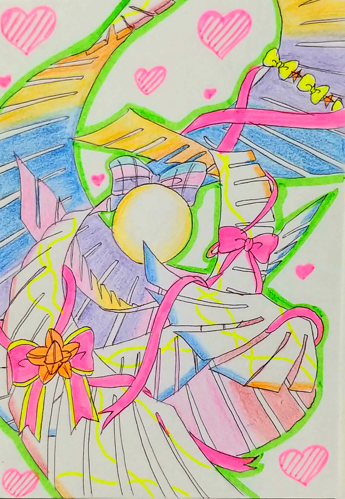 https://www.pixiv.net/en/artworks/80539425 #galeem #super smash bros  #super smash bros ultimate #dharkon#kawaii#cute#bow#bows#girly#cutecore#kawaiicore#pastel#pastelcore#girlycore#toycore#kidcore#2000score#pink#heart#hearts#star#stars#ribbon#ribbons#wings#wing#angel#seraph#seraphim#heaven