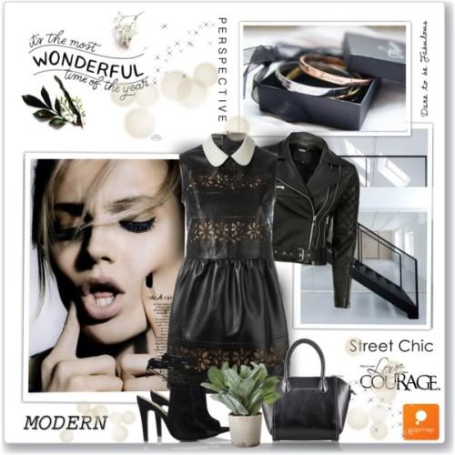polyvore fashion style Billini Torre & Tagus clothing