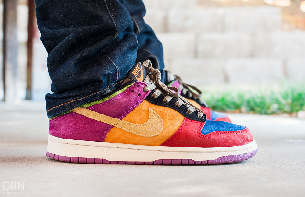 best sneakers b3c9a 23cfc Nike Dunk Low  Viotech  (by dunksrnice)
