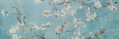 Image result for monet header tumblr