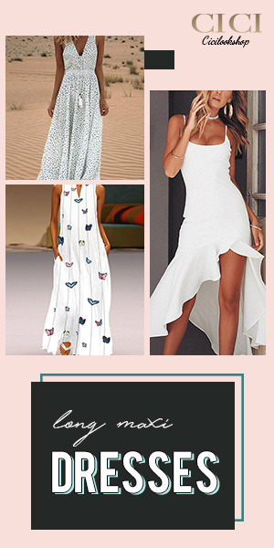 cicilookshop Long maxi dresses Sale