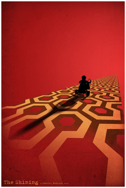The Shining by DirtyGreatPixels