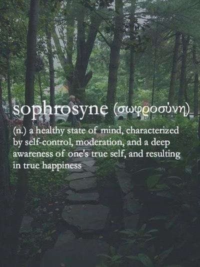 sophrosyne   Tumblr