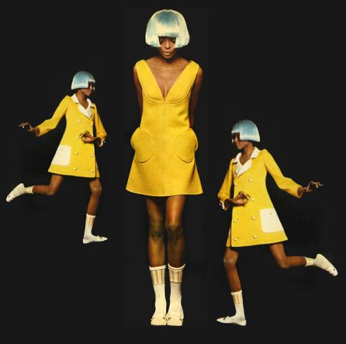 andre courreges 1960s 60s fashion futuristic fashion sci-fi fashion fashion