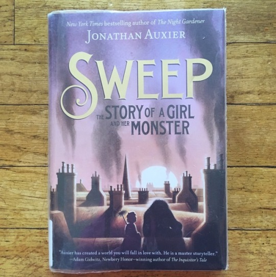 Sweep by Jonathan AuxierAnother good, but oddly difficult read for me. The story of a young girl...