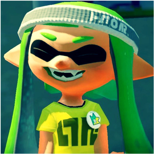 Claire Plays Splatoon! — In Defense of Zack Scott