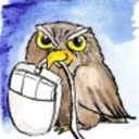 The Little Owl's Tumblr Nest tumblr blog logo