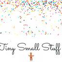 tiny small stuff tumblr blog logo