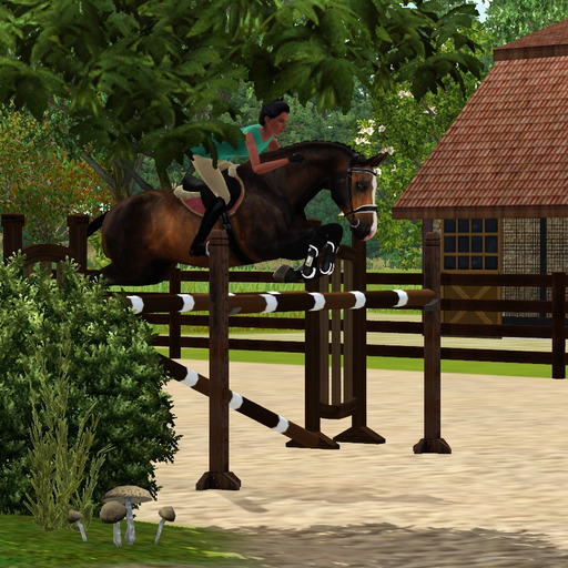 The Sims 3 Download: Sims 3 Equine And Canine CC Downloads Websites