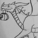 Dragons Den tumblr blog logo