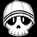 Knuckle-Train Art and Comics tumblr blog logo