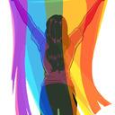 in-rainbow-team tumblr blog logo