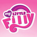 My Little Filly tumblr blog logo