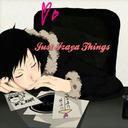 justizayathings tumblr blog logo