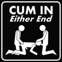 19 year old cum dump! tumblr blog logo