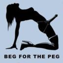 blog logo of Sensual Pegging