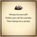 blog logo of Piratetude