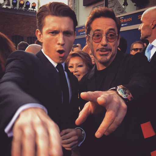 Peter Parker & Tony Stark AO3 Feed — Field Trip Fic List