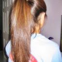 blog logo of a ponytails