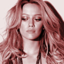 blog logo of Hilary Duff, Lindsay Lohan, Ashley Tis means life.