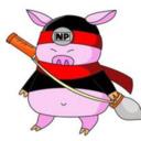 blog logo of Caution: Piggy at Play