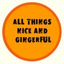 blog logo of Sweet Gingers