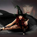 blog logo of The Witchy Wench
