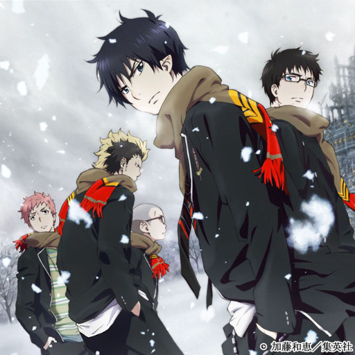 Ao No Exorcist Fanfiction — Hey! Just about the smut yukio x reader