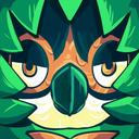Farodín & the Forest tumblr blog logo