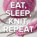 Knittery Witchery tumblr blog logo