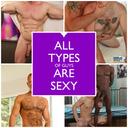 BFGG: All Gays Big and Small tumblr blog logo
