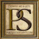 blog logo of portraitsofsaints