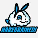 Harebrained! tumblr blog logo