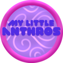 My Little Anthros tumblr blog logo