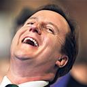 blog logo of Britains Prime Minister getting up to things