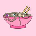 Noodles tumblr blog logo