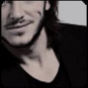 smiling, always smiling tumblr blog logo