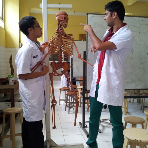 A Canadian Studying Medicine in Indonesia — Hello Waqqas