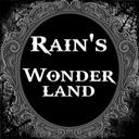 Rains Wonderland handmade tumblr blog logo